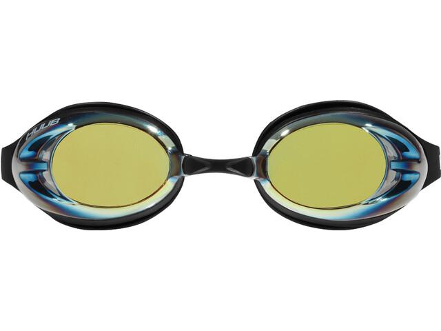 HUUB Varga Goggles black/gold